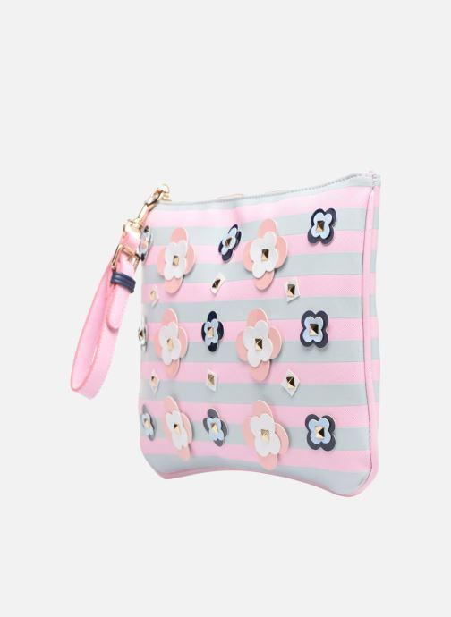 Wallets & cases L'Aetelier Caesars HALY Pochette Pink model view