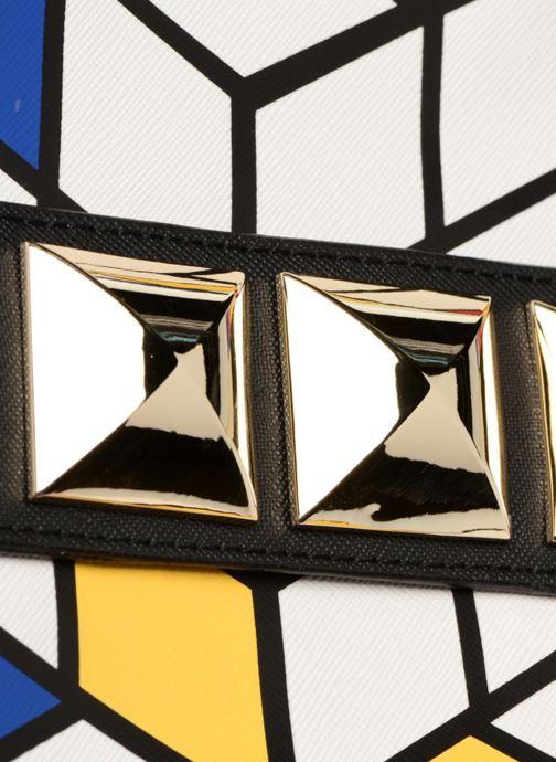 Petite Maroquinerie L'Aetelier Caesars HADY Pochette Multicolore vue gauche