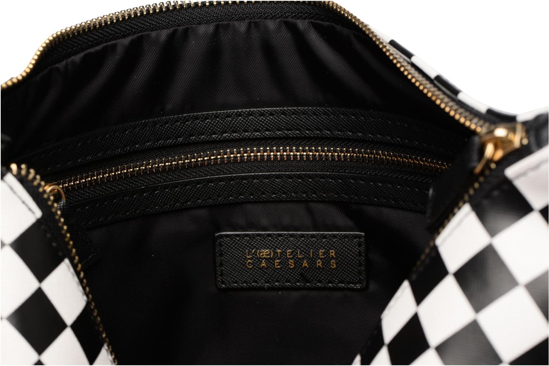 Wallets & cases L'Aetelier Caesars HADY Pochette Black back view