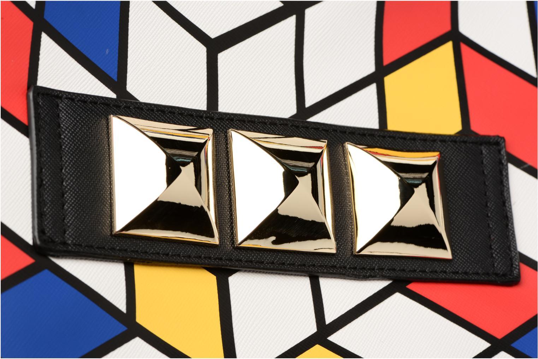 Kleine lederwaren L'Aetelier Caesars HADY Pochette Multicolor links
