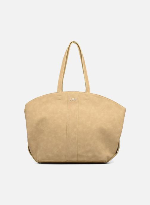 Handtaschen Les P'tites Bombes Sac bande jacquard braun detaillierte ansicht/modell