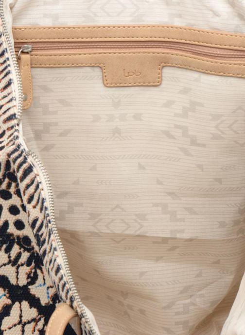 Handtaschen Les P'tites Bombes Sac détail franges mehrfarbig ansicht von hinten