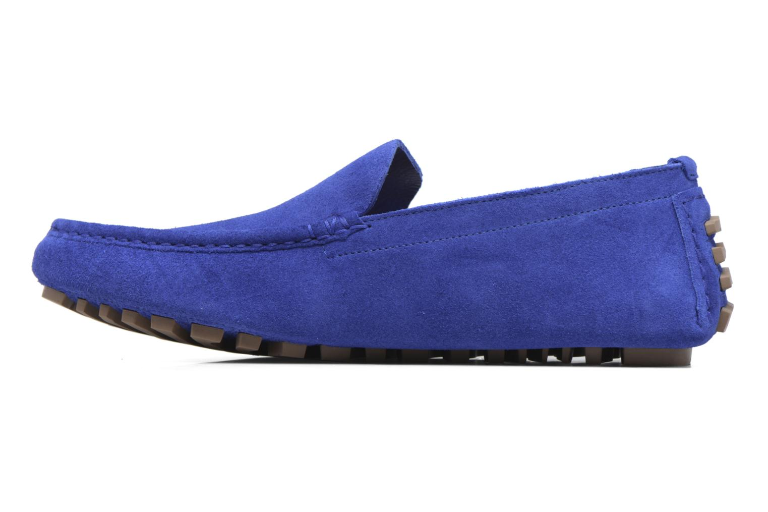 Loafers Kenzo Lane Blue front view