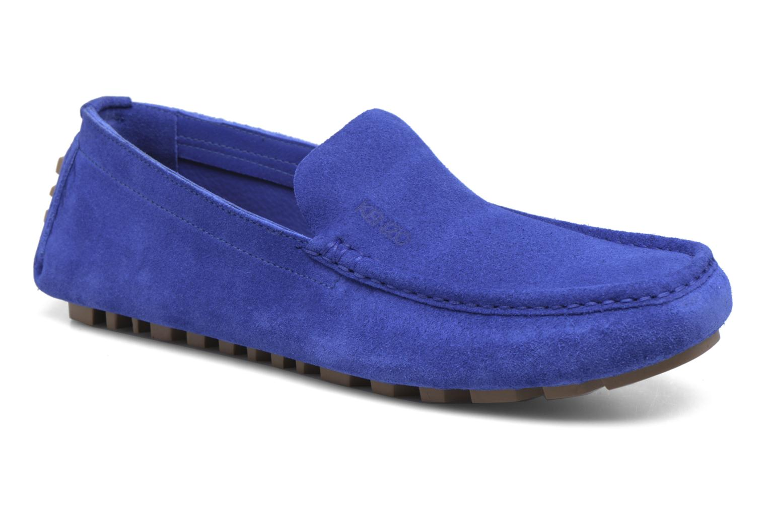 Loafers Kenzo Lane Blue detailed view/ Pair view