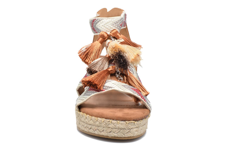 Sandales et nu-pieds Xti Loaloa 46902 Marron vue portées chaussures