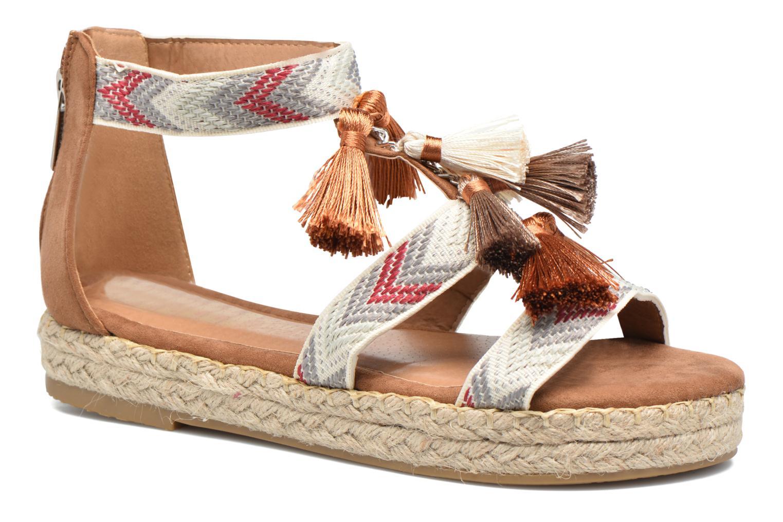 Sandales et nu-pieds Xti Loaloa 46902 Marron vue détail/paire