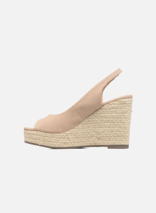 Sandales et nu-pieds Xti Mawa 46730 Beige vue face