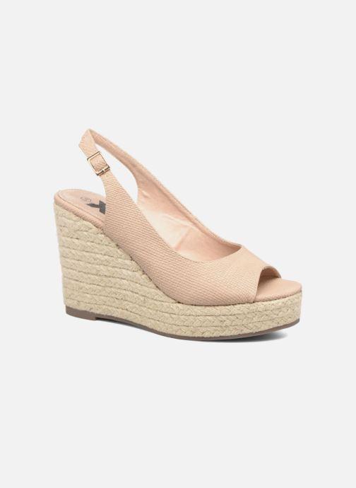 Sandales et nu-pieds Xti Mawa 46730 Beige vue détail/paire