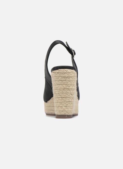 Sandales et nu-pieds Xti Mawa 46730 Noir vue droite