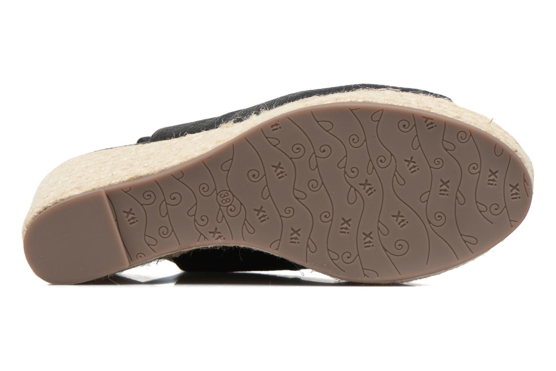 Sandali e scarpe aperte Xti Mawa 46730 Nero immagine dall'alto