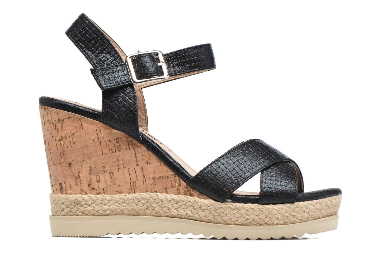 Sandales et nu-pieds Xti Niyl 46586 Noir vue derrière
