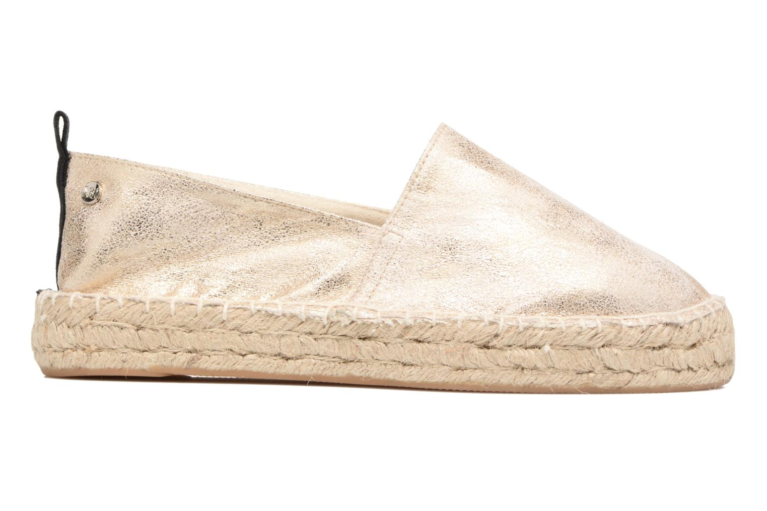 Espadrilles Xti Caz 46946 Bronze and Gold back view