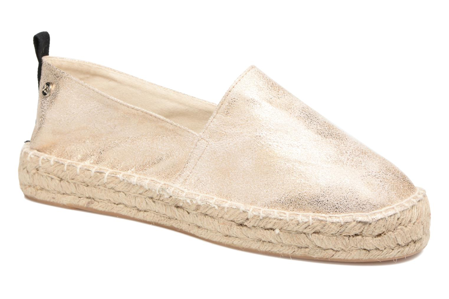 Espadrilles Xti Caz 46946 Bronze and Gold detailed view/ Pair view