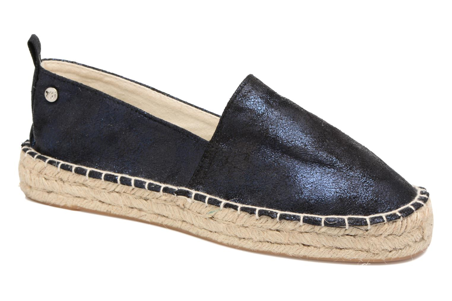 Espadrilles Xti Caz 46946 Blue detailed view/ Pair view