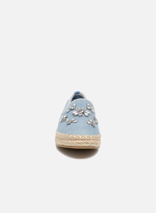 Espadrilles Xti Flobr 46917 Bleu vue portées chaussures