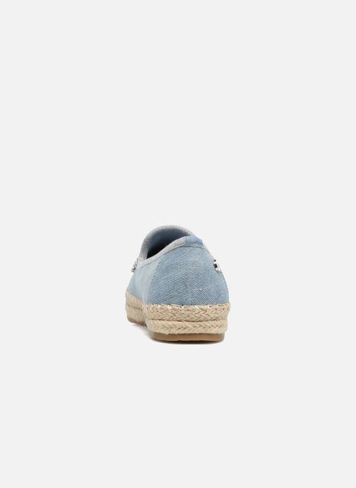 Espadrilles Xti Flobr 46917 Bleu vue droite