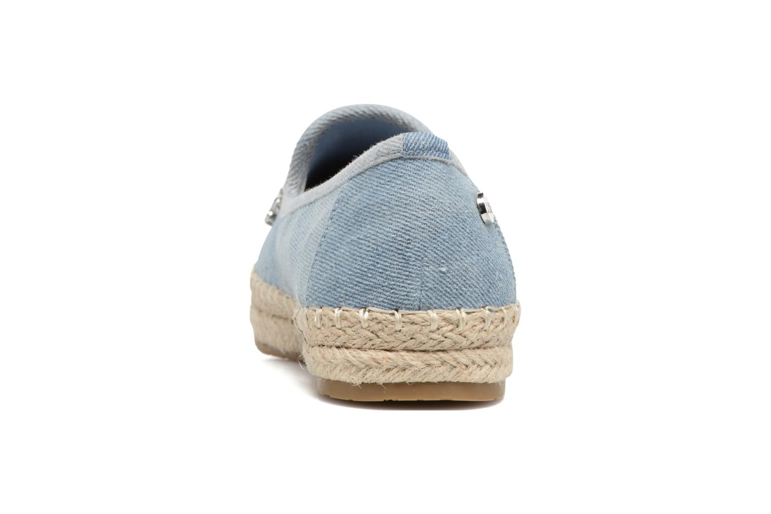 Espadrilles Xti Flobr 46917 Blue view from the right