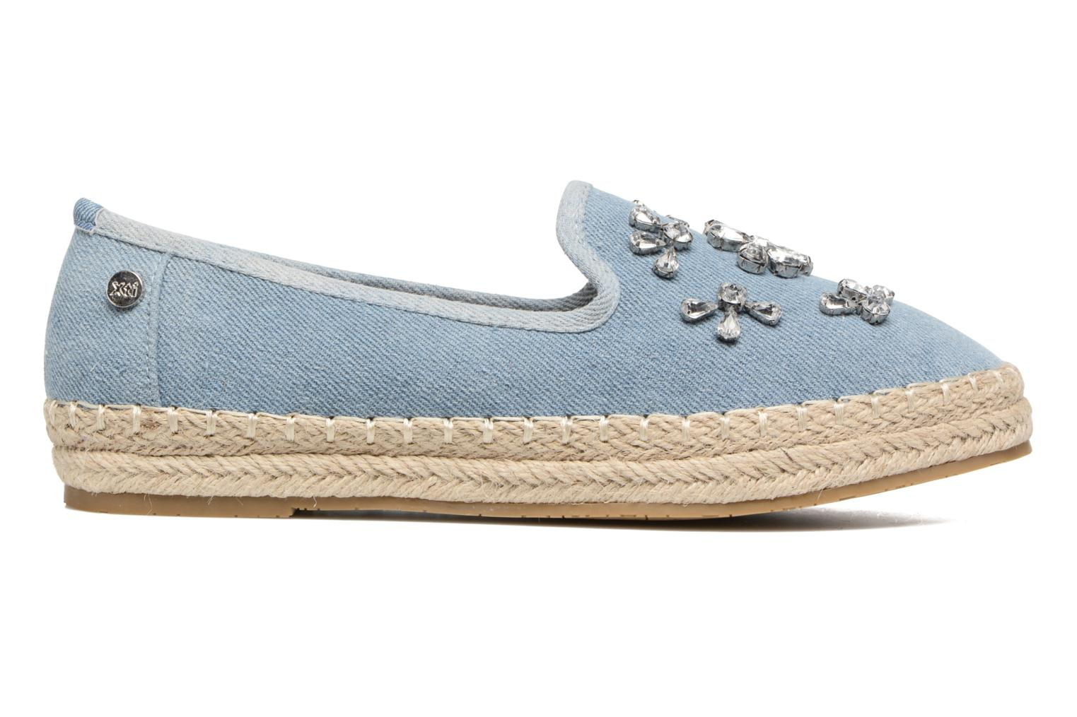 Espadrilles Xti Flobr 46917 Blue back view