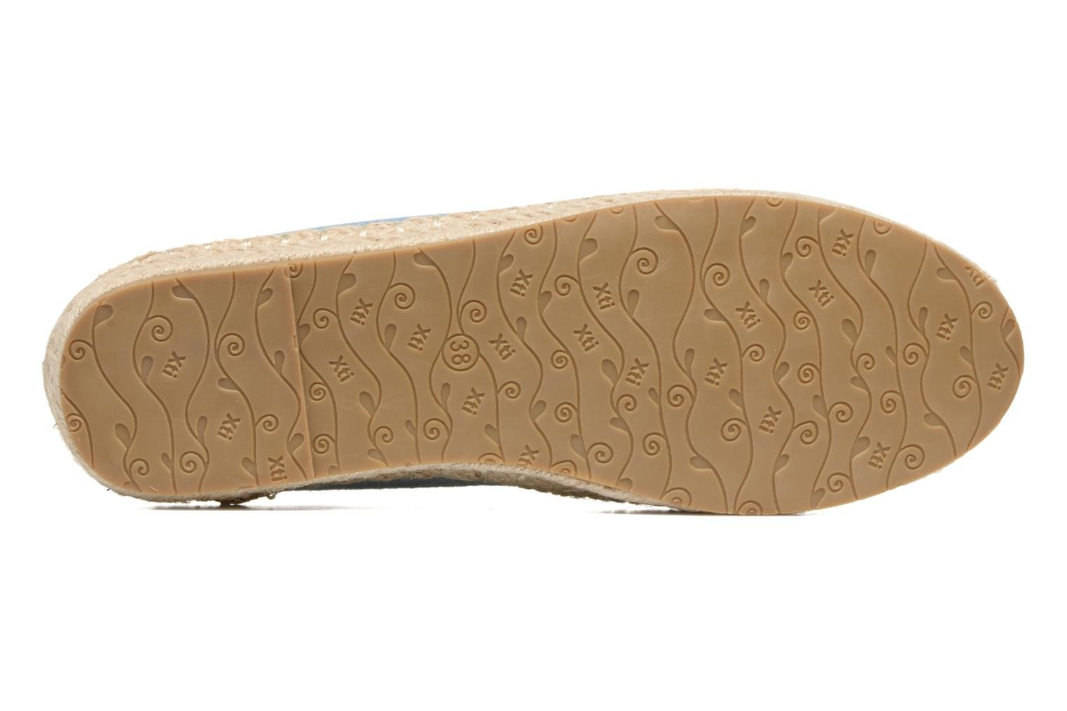 Espadrilles Xti Flobr 46917 Blue view from above