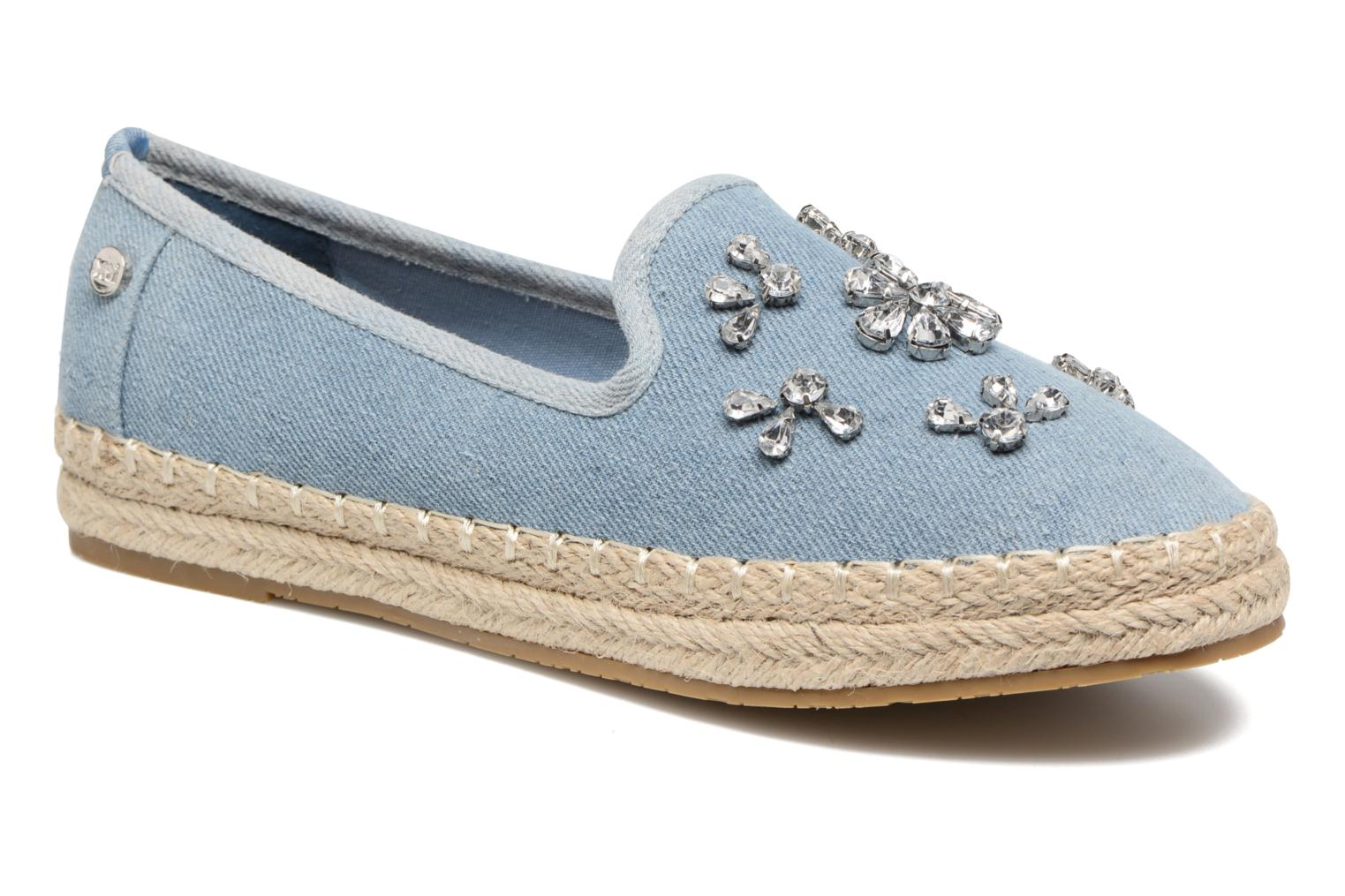 Espadrilles Xti Flobr 46917 Blue detailed view/ Pair view