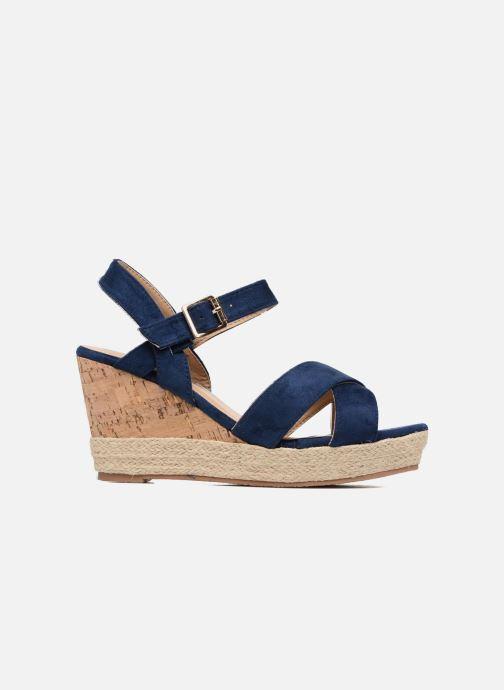 Sandales et nu-pieds Xti Issum 33450 Bleu vue derrière