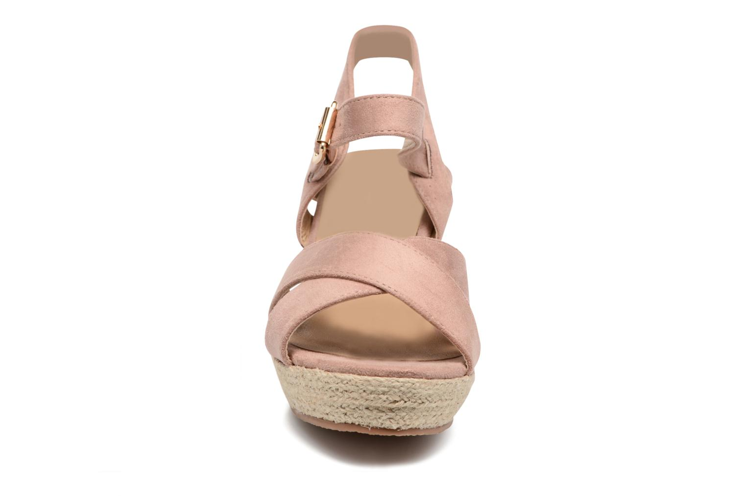 Sandals Xti Issum 33450 Pink model view