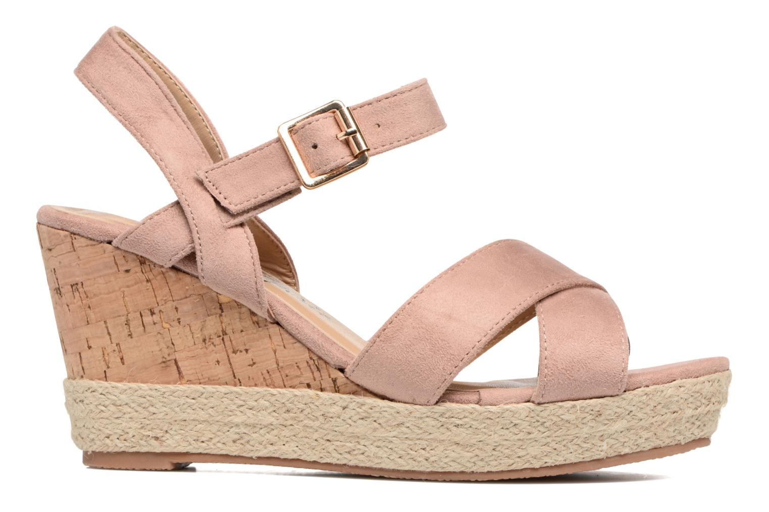 Sandals Xti Issum 33450 Pink back view