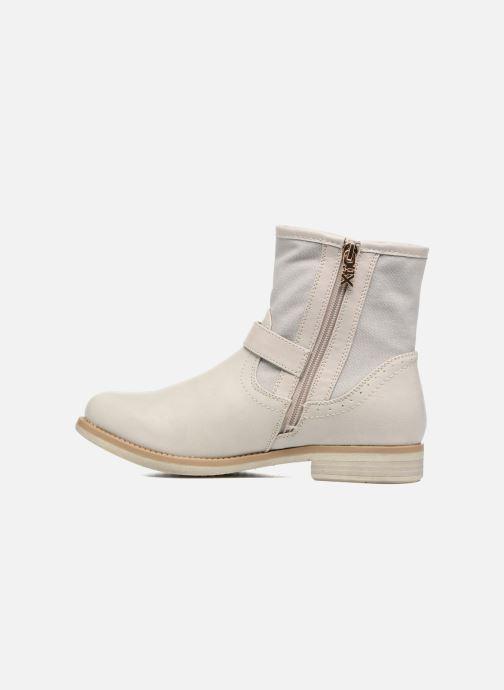 Bottines et boots Xti Ymza 33406 Blanc vue face
