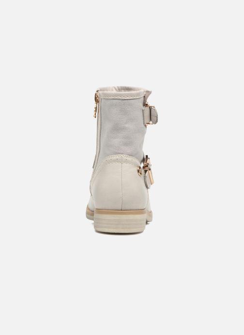 Bottines et boots Xti Ymza 33406 Blanc vue droite