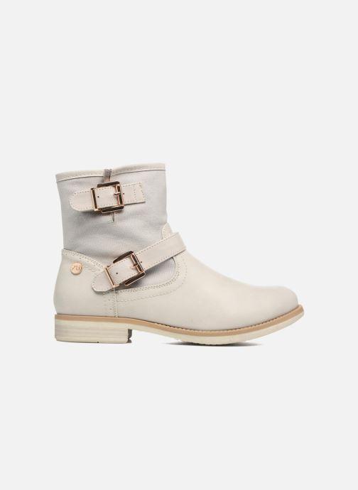 Boots en enkellaarsjes Xti Ymza 33406 Wit achterkant