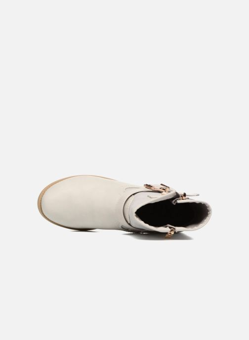 Bottines et boots Xti Ymza 33406 Blanc vue gauche