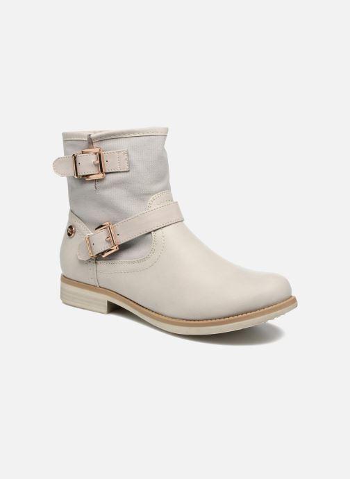 Bottines et boots Xti Ymza 33406 Blanc vue détail/paire