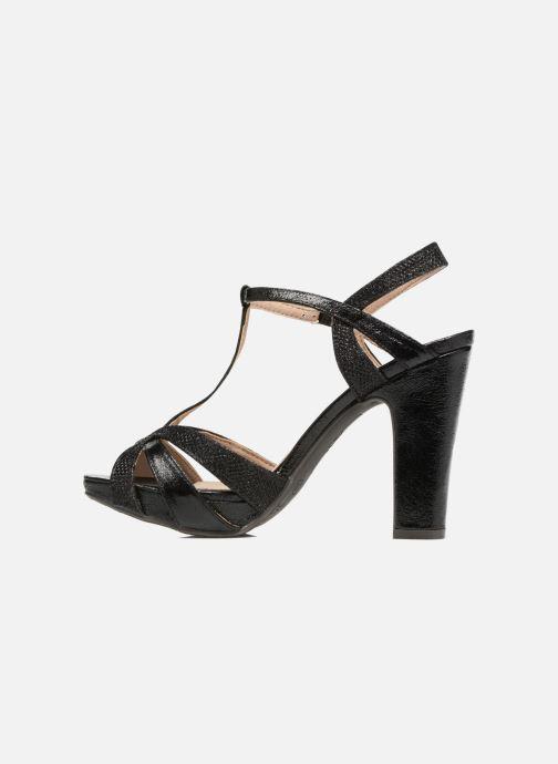 Sandales et nu-pieds Xti Martha 30610 Noir vue face