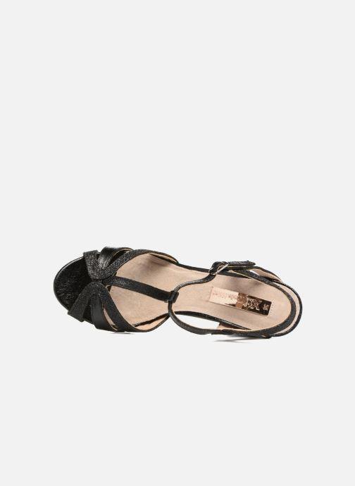 Sandales et nu-pieds Xti Martha 30610 Noir vue gauche