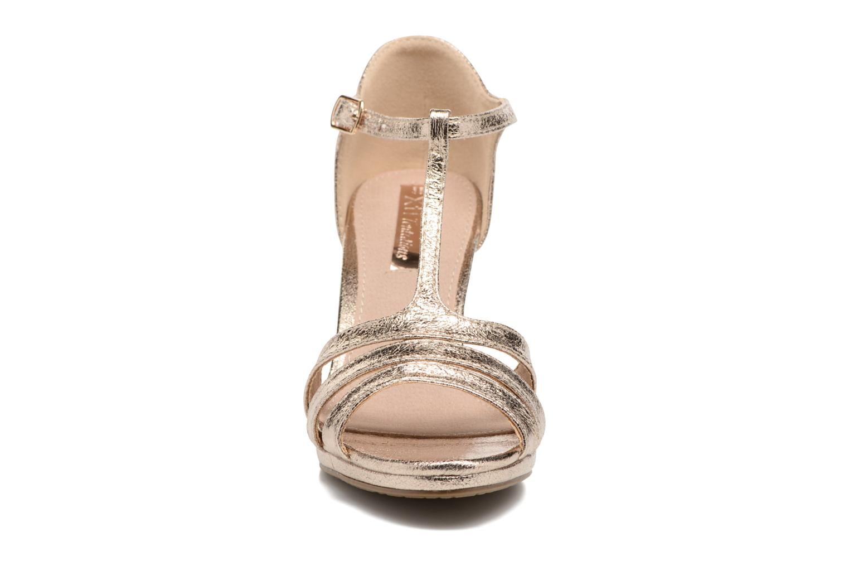 Sandaler Xti Omoi 30568 Guld og bronze se skoene på