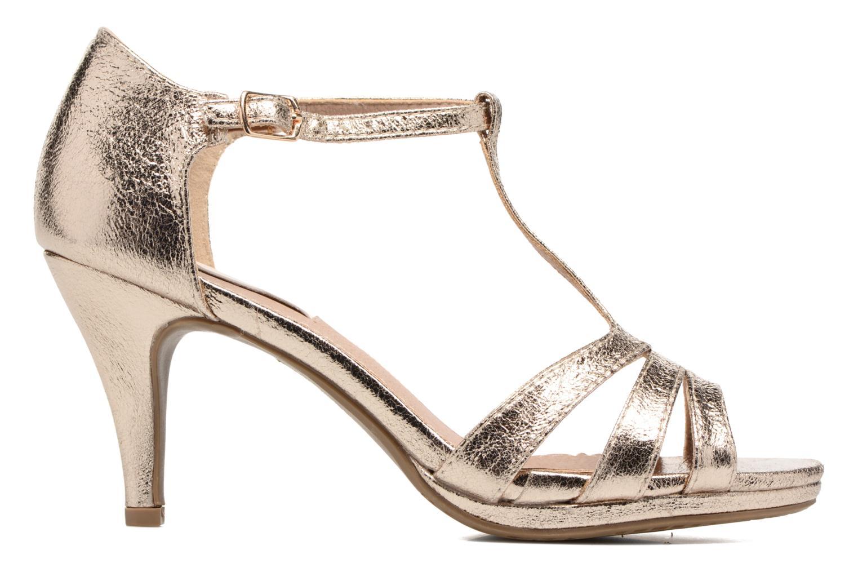 Sandaler Xti Omoi 30568 Guld og bronze se bagfra