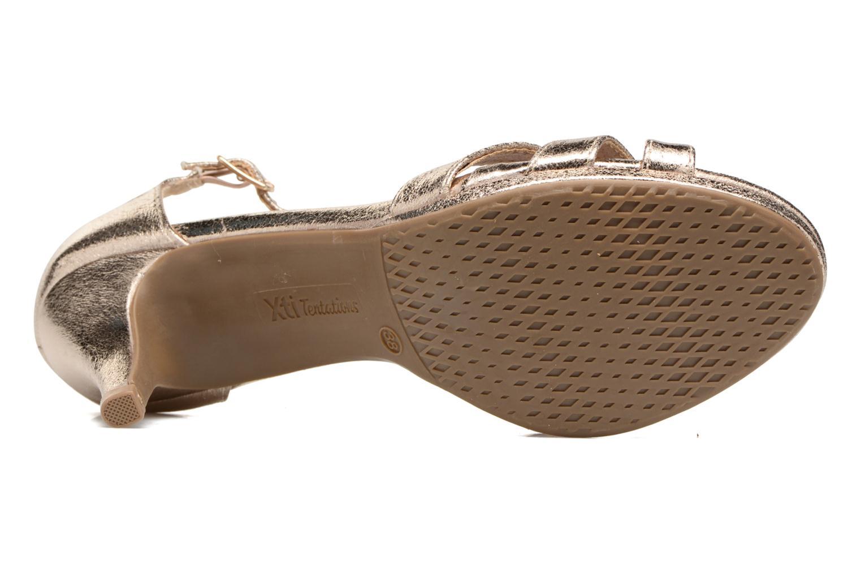 Sandaler Xti Omoi 30568 Guld og bronze se foroven