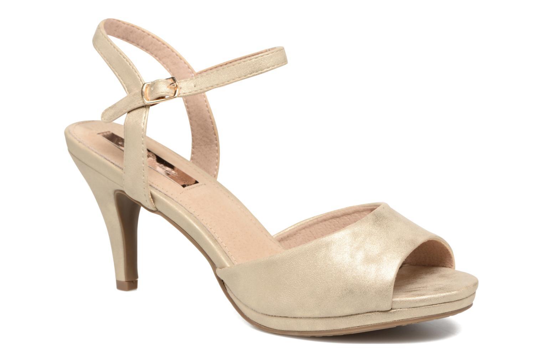 Sandales et nu-pieds Xti Ohdac 30598 Or et bronze vue détail/paire