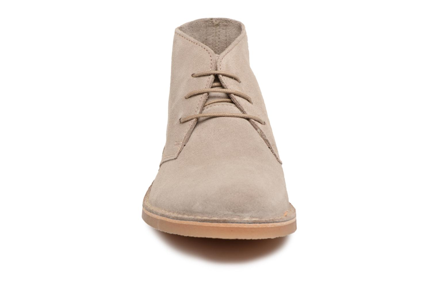 Ankle boots Selected Homme Royce Light Boot 2 Grey model view
