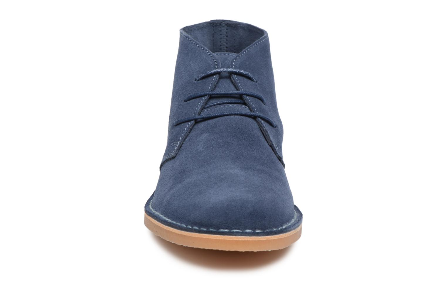 Ankle boots Selected Homme Royce Light Boot 2 Blue model view