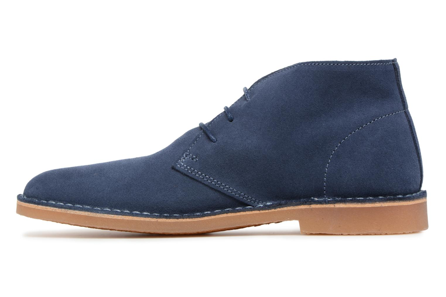 Ankle boots Selected Homme Royce Light Boot 2 Blue front view