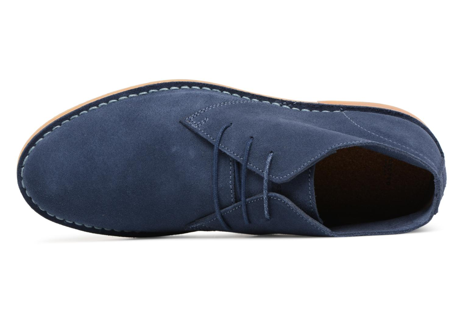 Ankle boots Selected Homme Royce Light Boot 2 Blue view from the left