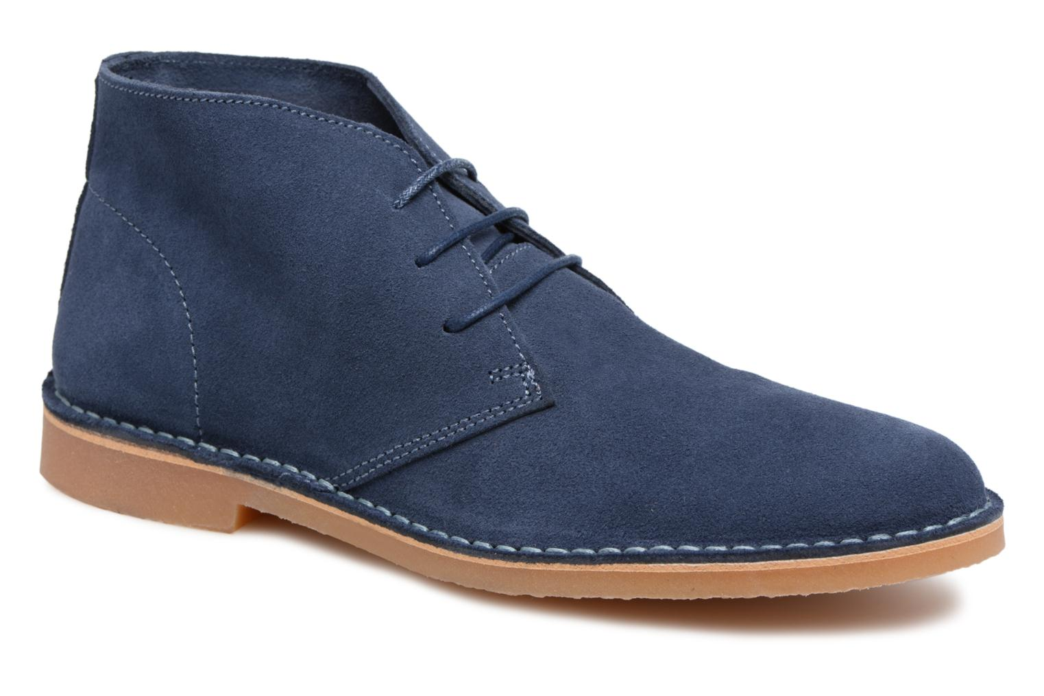 Botines  Selected Homme Royce Light Boot 2 Azul vista de detalle / par