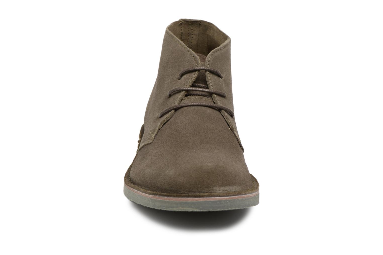 Ankelstøvler Selected Homme Royce Light Boot 2 Grøn se skoene på
