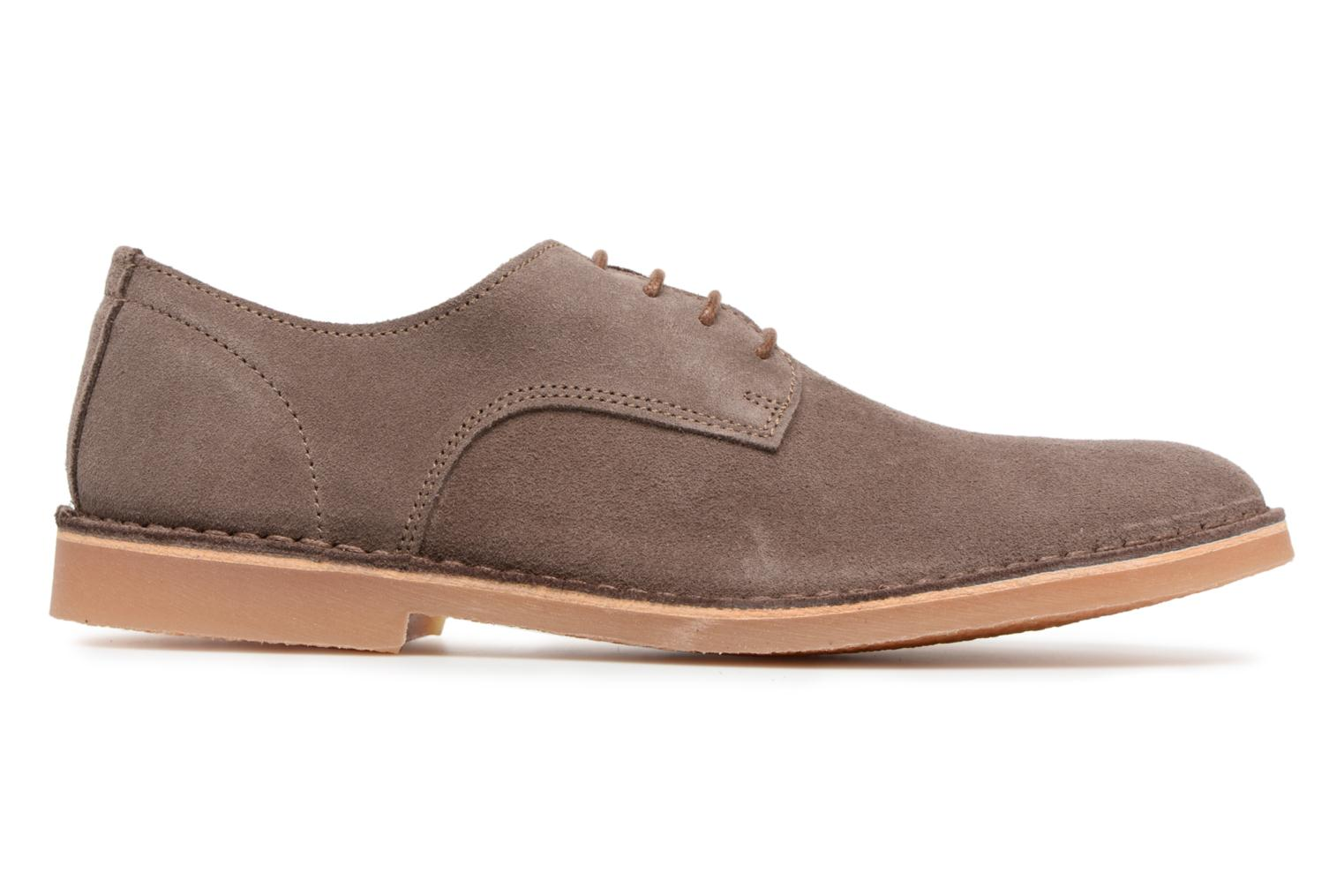Zapatos con cordones Selected Homme Royce 2 Marrón vistra trasera
