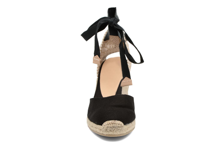 Espadrilles Castaner Carina  8 Noir vue portées chaussures