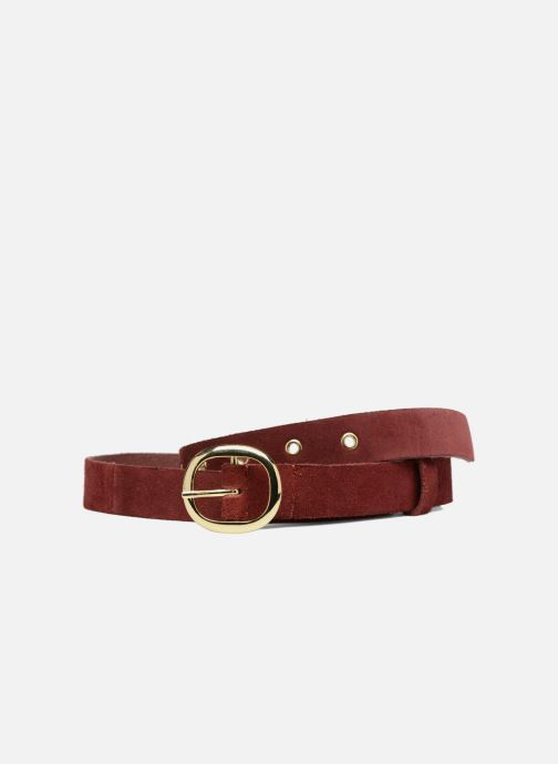 Riemen Petite mendigote Little Jacques Belt Bordeaux detail