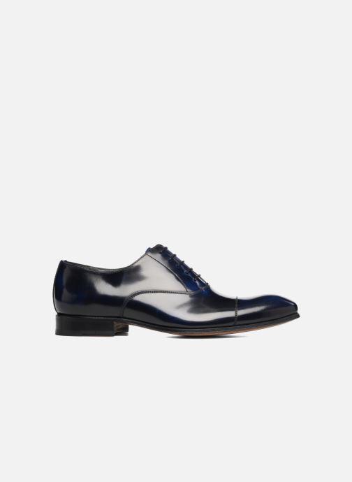 Schnürschuhe Marvin&Co Luxe Parado - Cousu Blake blau ansicht von hinten
