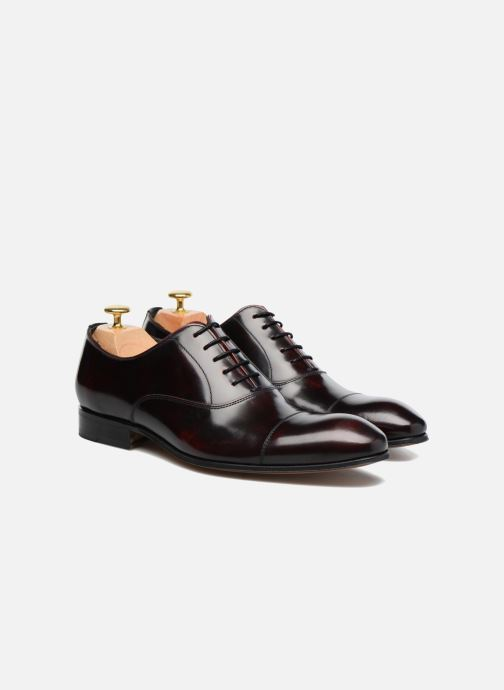 Zapatos con cordones Marvin&Co Luxe Parado - Cousu Blake Vino vista 3/4
