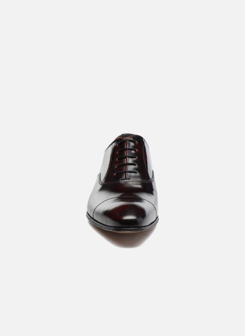 Zapatos con cordones Marvin&Co Luxe Parado - Cousu Blake Vino vista del modelo